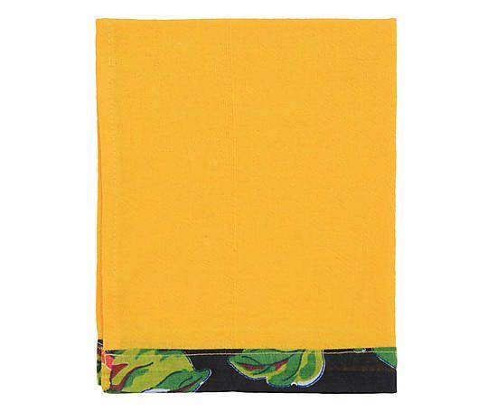 Guardanapo Andes Amarelo - 40X40cm