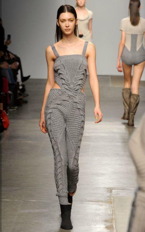 I am a Knitwear Designer.: