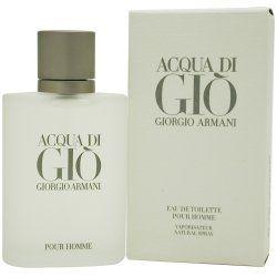 Acqua Di Gio By Giorgio Armani For Men. Eau De Toilette Spray 6.7 Ounces $93.99