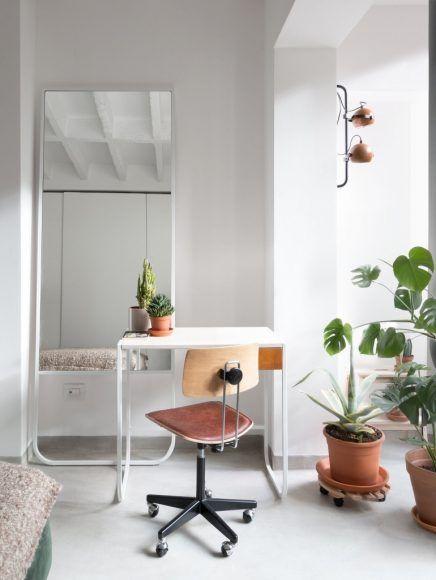 moderne slaapkamer met vintage meubels inspiratie pinterest