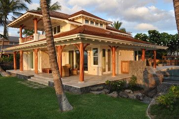 Luxury Hawaiian Homes Kukui Ula Custom Homes Hawaiian Home