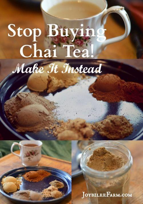 Warming, digestive, soothing, and comforting, homemade masala chai  2 tbsp. powdered ginger 4 tsp. powdered cinnamon 1 tbsp. ground cardamom 2 tsp. freshly grated nutmeg 1 ts black pepper