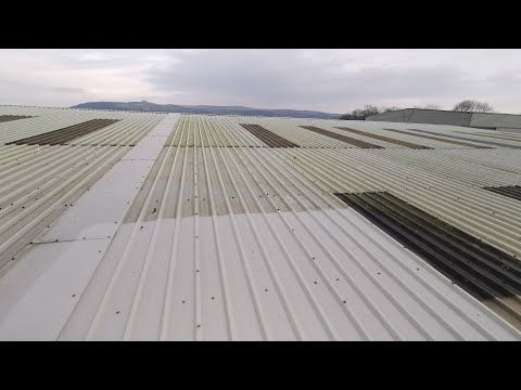 Industrial Roof Cleaning In 2020 Roof Cleaning Roof Maintenance Roof Cost