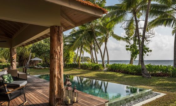 Four Seasons Resort Seychelles at Desroches Island (Seychelles)