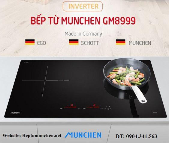Tại sao bếp từ Munchen GM 8999 vẫn giữ giá tốt sau nhiều năm lên kệ