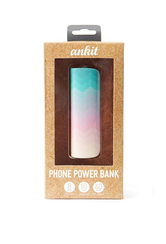Ankit Ombre Phone Power Bank | Forever 21 - 1000173863