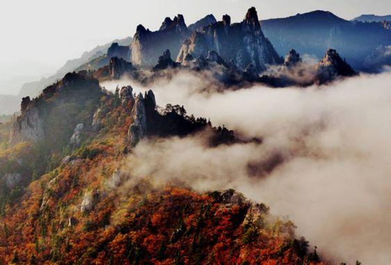 Mount Seoraksan: