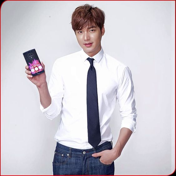 Lee Minho, Lotte Duty Free.