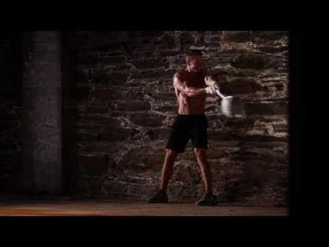 Inspirational Workout - Brad Gouthro. He's kinda cool right? #fitfluential @bradgouthro
