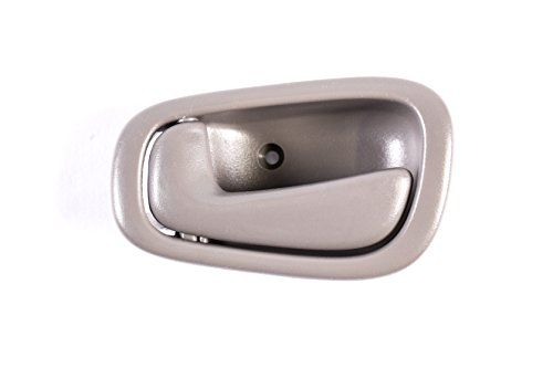 Replacement Front Left Driver Side Gray Door Handle For 1998 2002 Toyota Corolla To1352165 1998 2000 2001 2002 S Izobrazheniyami