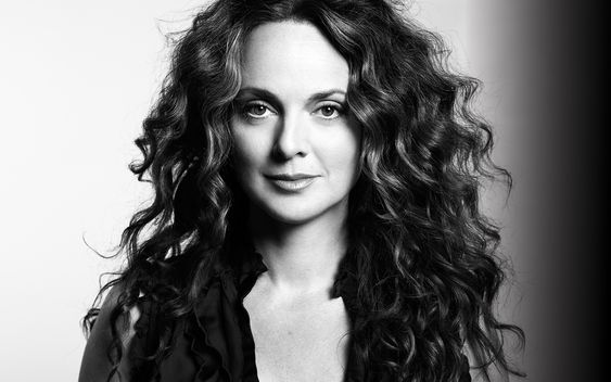 New York stage actress Melissa Errico, photographed by Brigitte Lacombe
