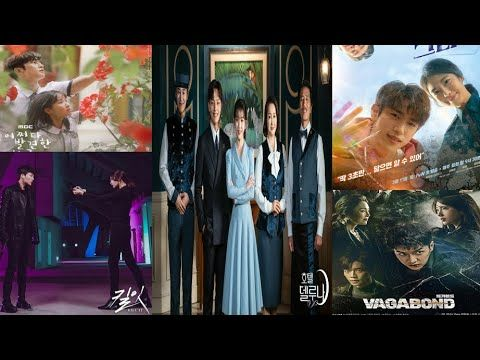 أفضل خمس مسلسلات كورية لسنة 2019 Top 5 Korean Drama Series 2019 Kdrama Challenges Drama