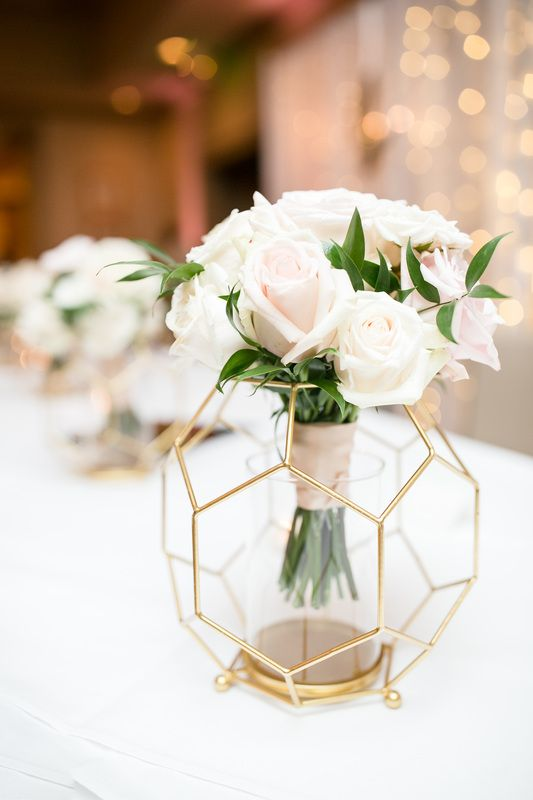 گلدان چند ضلعی