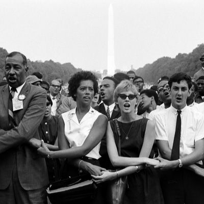 Mlk march on washington date in Australia