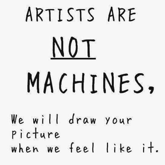 Oh Yeah Quote Artist Art Quotes Artists Art Quotes Funny Artist Quotes