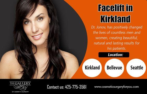 Facelift in Kirkland