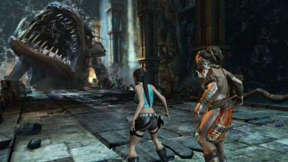 Check out the launch trailer for Lara Croft's latest title…Temple of Osiris.