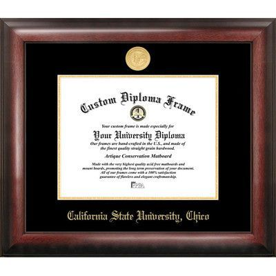 Campus Images NCAA California State University, Chico Diploma Picture Frame