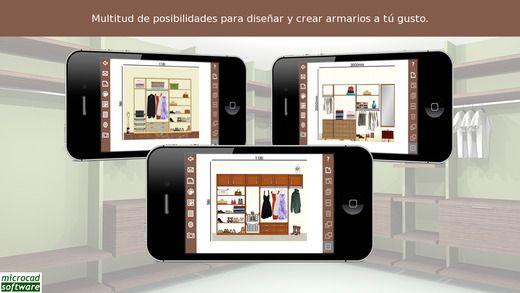 diseños de closets sencillos - Buscar con Google