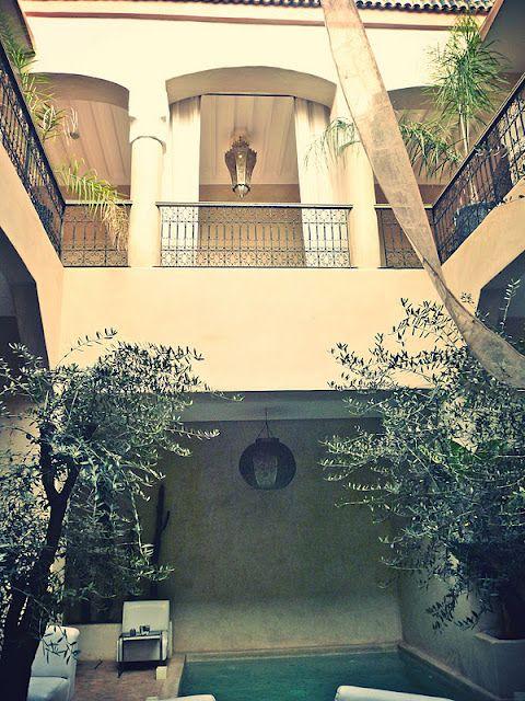 The Riad Vendome in Marrakech