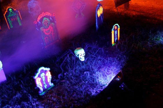 Lighting: Cemetery Lighting Basics