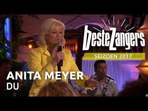 Anita Meyer Du Beste Zangers Youtube In 2020 Angers Meyer Anita