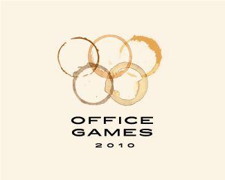 haha office games logo