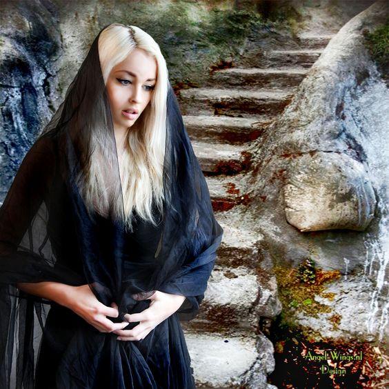 Pregnant widow
