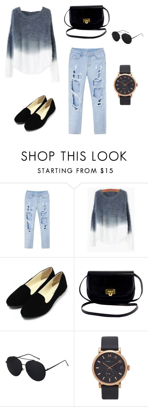 """""""Untitled #53"""" by torilinton ❤ liked on Polyvore featuring Marc Jacobs"""