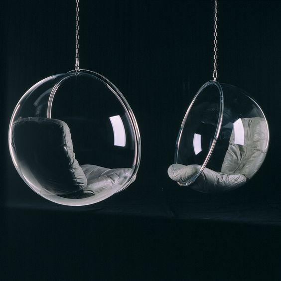 Eero Aarnio's Bubble Chair