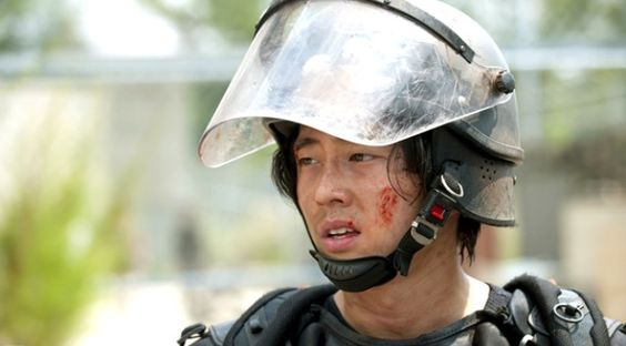 Glenn - The Walking Dead - Season 4