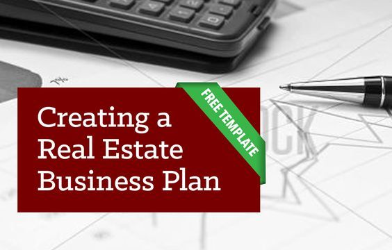 Learn how to create a real estate business plan using this - real estate business plan template