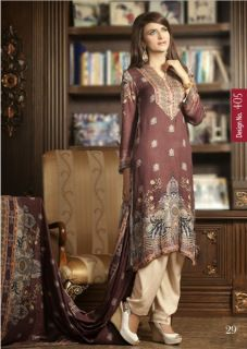 Rashid Textile Persian Cupro Suiting 2014