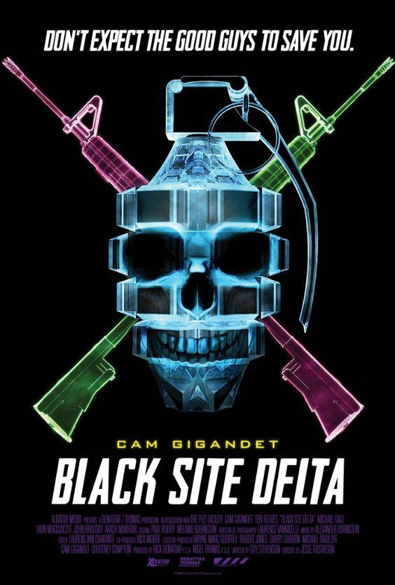 Black Site Delta (2017) HDRip