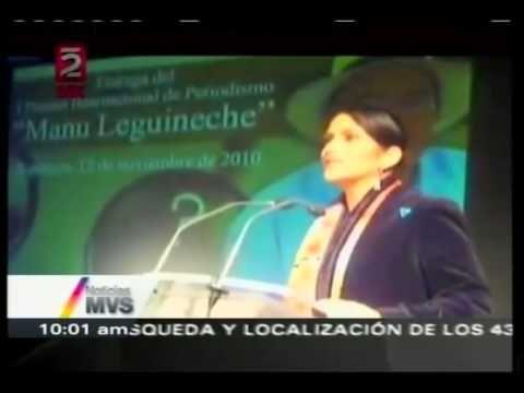 """Caso Lydia Cacho, """"una ruta que finalmente acaba en impunidad"""".- Aristegui"""