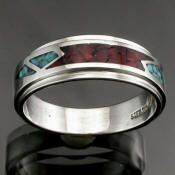 James Hardwick Jewelers - Silver Rings
