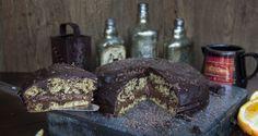 Κολασμένο νηστίσιμο κέικ από τον Άκη Πετρετζίκη - Healing Effect