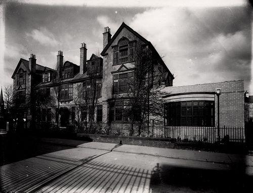 029507 Central Newcastle High School Eskdale Terrace Jesmond Unknown 1930 Newcastle Newcastle High School Gateshead