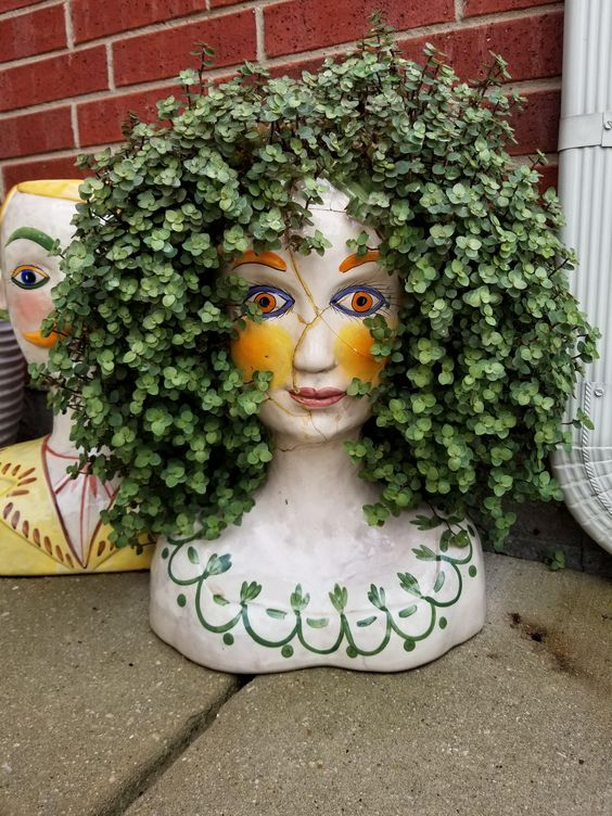 Too cool!! Wish I had this planter! #gardening #garden #DIY #home #flowers #roses #nature #landscaping #horticulture