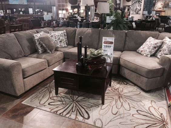 Ashley Furniture Patola Park Home Decorating