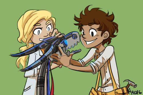 leo and annabeth - Google Search