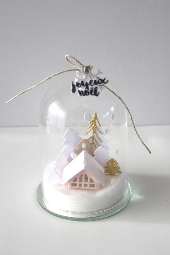 """Necureuil: Tampons et matrices de coupe (dies) #4enSCRAP """"Douce nuit de Noël"""""""