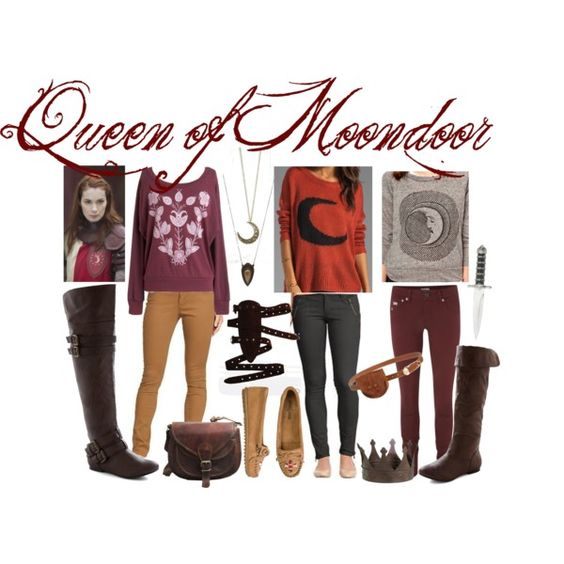 Supernatural: Queen of Moondoor Style