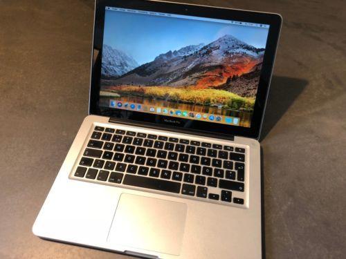 Apple Macbook Pro 13 Core I7 2 7 8gb Ram 100gb Ssd High Sierra A1278 Apple Macbook Pro Macbook Macbook Pro 13