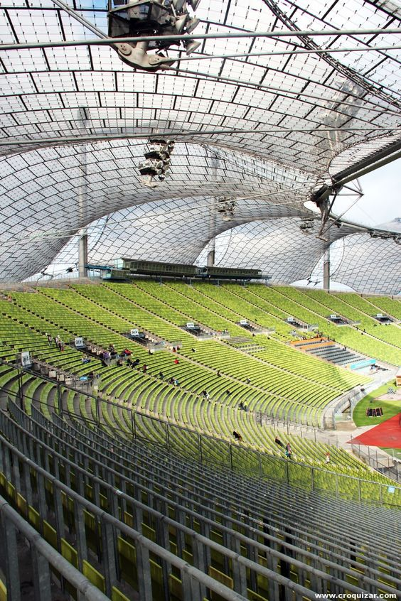 Olympic Stadium de Munich