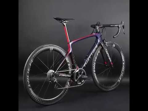 Twitter Bicycle Factory Twitter Carbon Road Bike Stealth 2 0