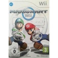 Mario Kart Wii for Nintendo Wii from Nintendo (RVL-RMCP-EUR)