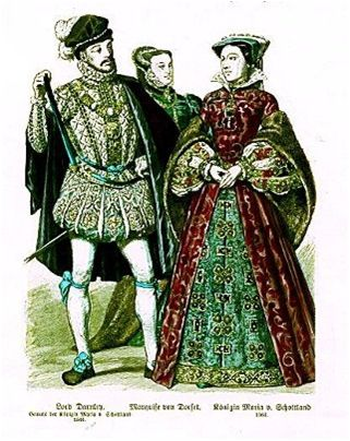 What kind of clothes did they wear in the 1500's?