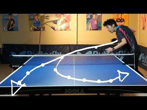 Best Table Tennis Serves Tutorial Part 1 Backspin Hook Tomorrow Table Tennis Youtube Table Tennis Tennis Serve Tennis