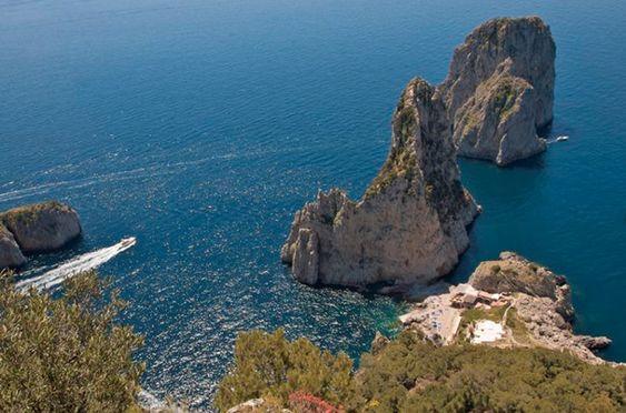 O novo guia de Capri em português e grátis! :)
